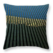 Abstract Of Windows Throw Pillow