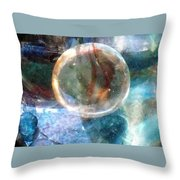 Abstract Series 3 No.19 Throw Pillow