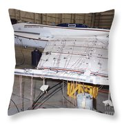 Accelerometers And Sensors Cover Throw Pillow