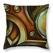 'access Denied' Throw Pillow by Michael Lang