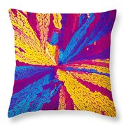 Acetylcholine Throw Pillow