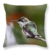 Action Time Throw Pillow