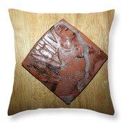 Adele - Tile Throw Pillow