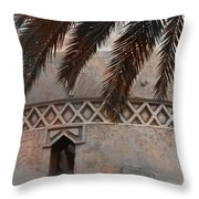 Adelita's Attic Throw Pillow