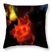 Adoring Light Throw Pillow