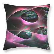 Aeronautical Throw Pillow