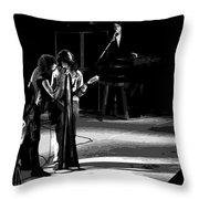 Aerosmith In Spokane 12 Throw Pillow