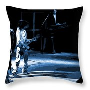 Aerosmith In Spokane 13b Throw Pillow