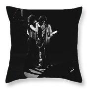 Aerosmith In Spokane 2 Throw Pillow