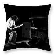 Aerosmith In Spokane 23b Throw Pillow