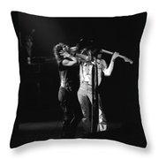 Aerosmith In Spokane 27 Throw Pillow
