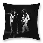 Aerosmith In Spokane 29 Throw Pillow