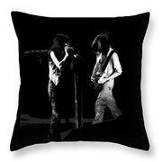 Aerosmith In Spokane 29a Throw Pillow