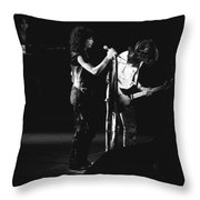 Aerosmith In Spokane 31 Throw Pillow