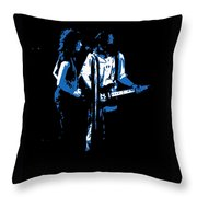 Aerosmith In Spokane 32b Throw Pillow