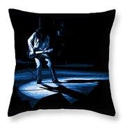 Aerosmith In Spokane 33b Throw Pillow