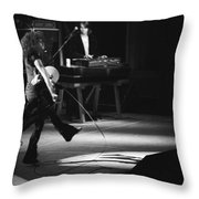 Aerosmith In Spokane 34 Throw Pillow