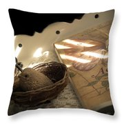 Aesop's Fable Throw Pillow