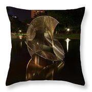 After Dark Throw Pillow
