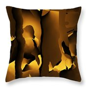 After The Fall 1 072712 Throw Pillow