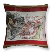 After The Party Limited Edition Throw Pillow