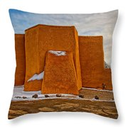 After The Storm - Classic View Throw Pillow
