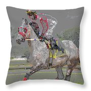After The Win Throw Pillow