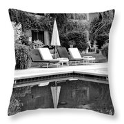 After The Wind Throw Pillow