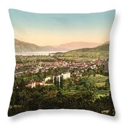 Aix France Throw Pillow by International  Images