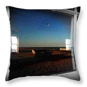 Aldeburgh Throw Pillow