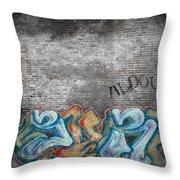 Aldous Throw Pillow