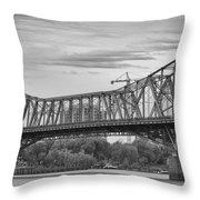 Alexandra Bridge Throw Pillow