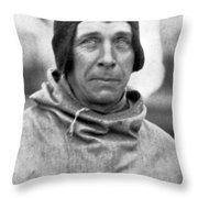 Alfred Lothar Wegener, German Throw Pillow by Science Source