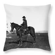 Alfred R. Waud (1828-1891) Throw Pillow
