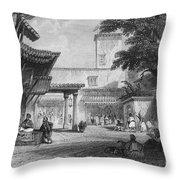 Algiers: Bazaar Throw Pillow