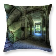 All Beelitz Throw Pillow by Nathan Wright