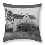 All Grown Up Now Throw Pillow