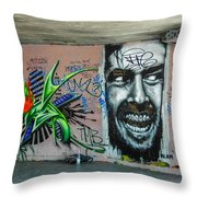 All Work And No Play Throw Pillow