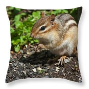 All You Can Eat Throw Pillow