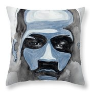 Allen Iverson Throw Pillow