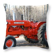 Allis Chalmers Angled Throw Pillow