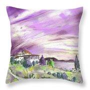 Almeria Region In Spain 05 Throw Pillow