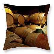 Alsace Oak Throw Pillow