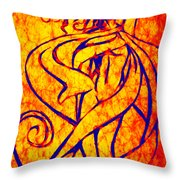 Always A Woman 3 Throw Pillow