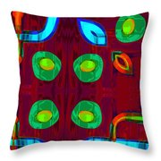 Am I Invited Throw Pillow