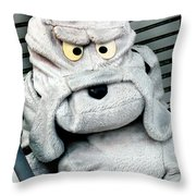 Am I Mad Throw Pillow
