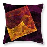 Amatrine Dream Throw Pillow