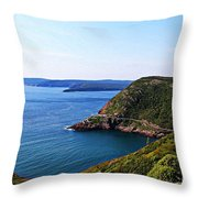 Amherst Rock Throw Pillow