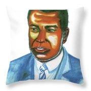 Amilcar Cabral Lopes Throw Pillow