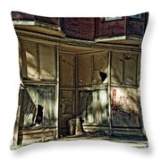 An Economic Tale Throw Pillow